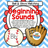 Baseball Beginning Sounds Center