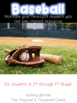 Baseball {A Resource for Reluctant Readers}