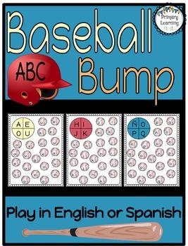 Baseball ABC Bump