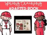 Baseball Adapted Book