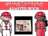 Baseball Adapted Book