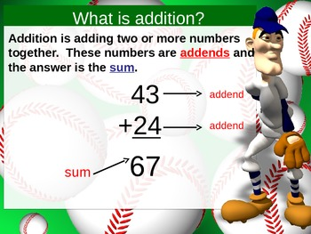Adding Two-digit and Three-digit Numbers