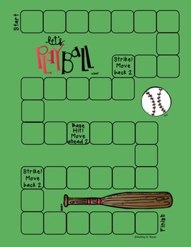 Articulation Baseball Game
