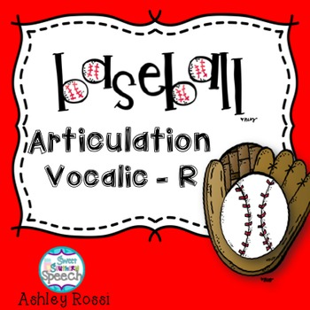 Articulation Baseball Game