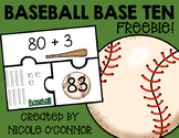 Baseball Base Ten Freebie!