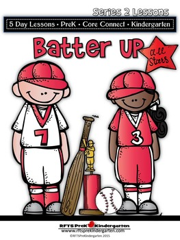 Baseball: Batter Up {5-day Thematic Unit}