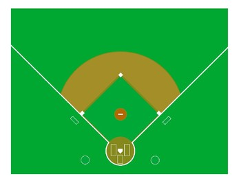 Baseball Board Game For Any Subject