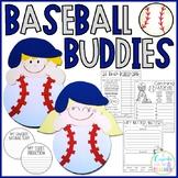 Baseball Buddies {a Craftivity}