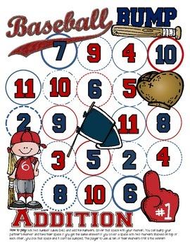 Baseball Bump 1 & 2