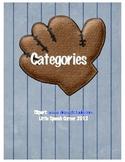 Baseball Categories