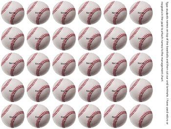 Baseball Class Management System