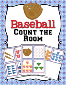 Baseball Count the Room