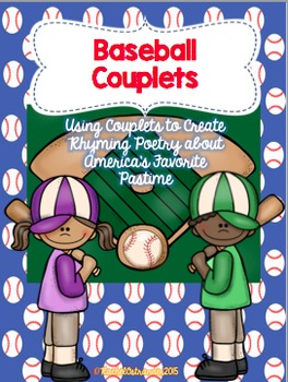 Baseball Couplets: Writing Rhyming Poetry About America's