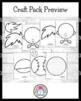 Baseball Craft and Writing Pack