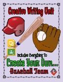Baseball: Create a Team Project (Google Classroom)