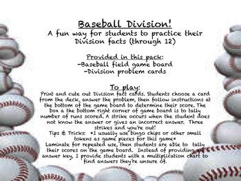 Baseball Division