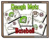 Baseball Dough Mats