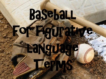 Game for Figurative Language