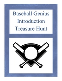 Baseball Genius Treasure Hunt