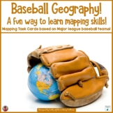 Baseball Geography