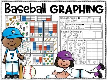 Baseball Bar Graphing Match