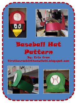 Baseball Hat Pattern
