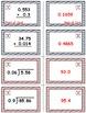 Baseball (Homerun Derby) Game Cards (Multiply & Divide Decimals) Sets 4-5-6