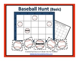Baseball Hunt (Basic): A Grid Game