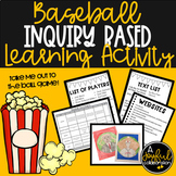 Spring Inquiry Based Learning Activity- Research Negro Lea