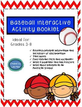 Baseball Interactive Research Flipbook