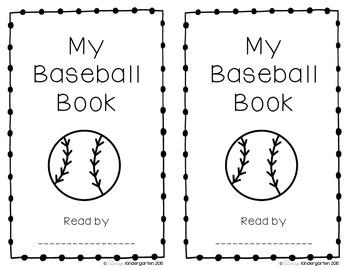 Baseball Literacy Activities