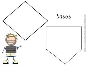 Baseball Math - Basic Addition