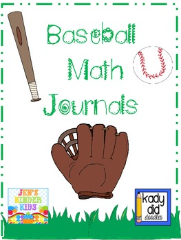 Baseball Math Journals