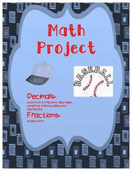 Baseball Math Project