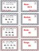 Baseball Math Skills & Learning Center (Measures of Data)