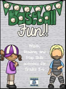 Baseball Math, Social Studies, and Reading