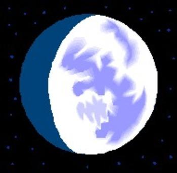 Baseball Moon Phases
