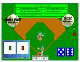 Baseball Multiplication Interactive