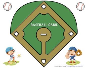 Baseball Music Game