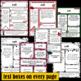 Baseball Newsletter Templates ~ Editable