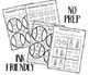 Baseball No-Prep BUNDLE: Speech and Language Activities