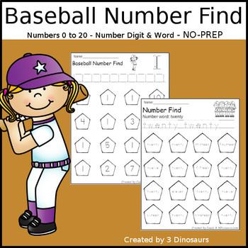 Baseball Number Find