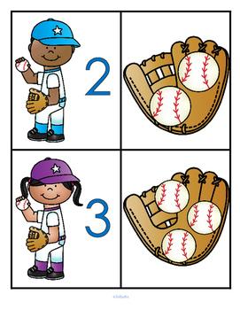 Baseball Numbers