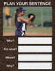 Baseball Picture Prompt Writing (Google Classroom)
