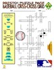 Baseball Teams Puzzle Page (Wordsearch and Criss-Cross)
