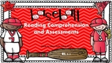 Baseball Reading Comprehension and Assessments
