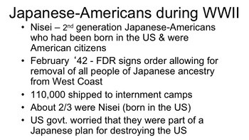 Baseball Saved Us - Japanese Internment