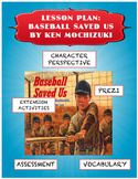 Baseball Saved Us Lesson Plan and Prezi