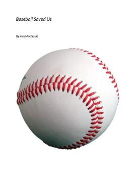 Baseball Saved Us by Ken Mochizuki