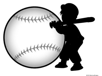 Baseball Signs (Black and White)